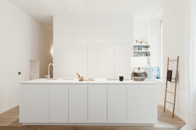 Modern apartment by Coco Lapine blog