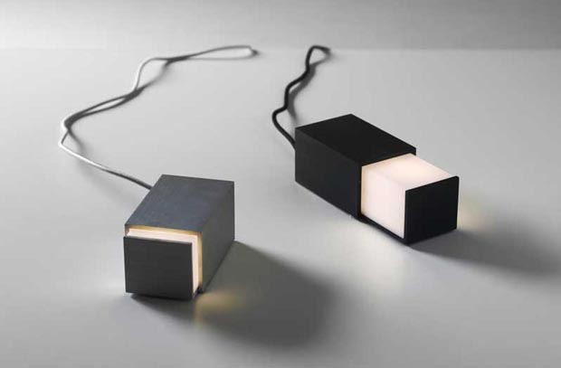 Box Light from Design House Stockholm - via Coco Lapine blog