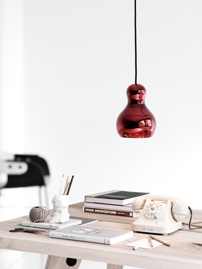 Calabash lamp from Lightyears - via Coco Lapine blog