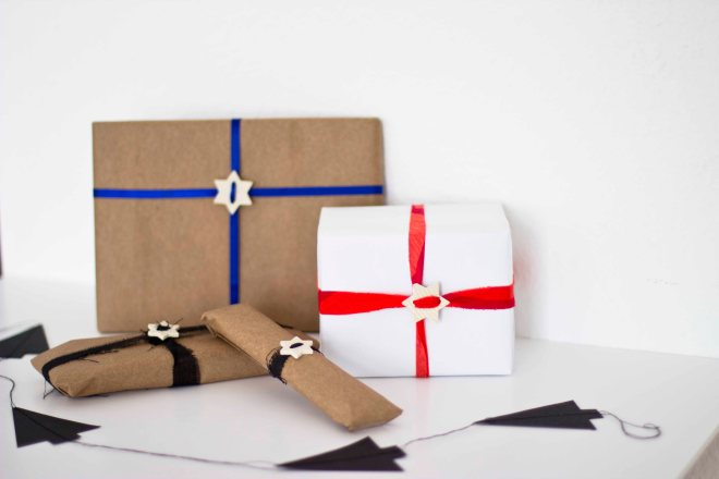 DIY Christmas wrapping - Coco Lapine blog