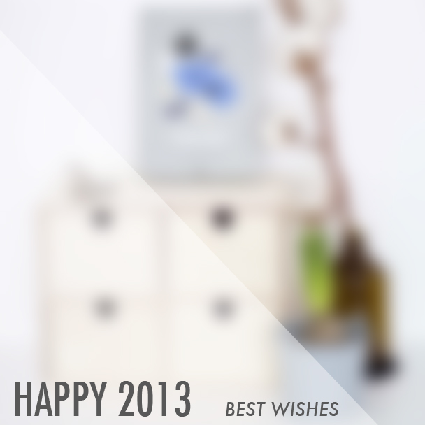 happy 2013 - Coco Lapine blog