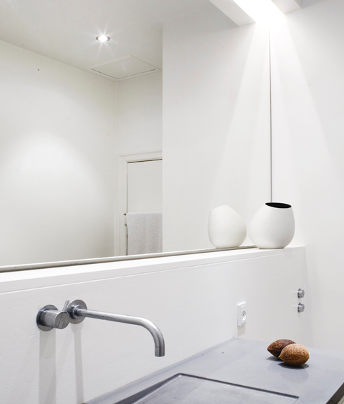 Wabi Sabi bathrooms by Norm. - via Coco Lapine blog