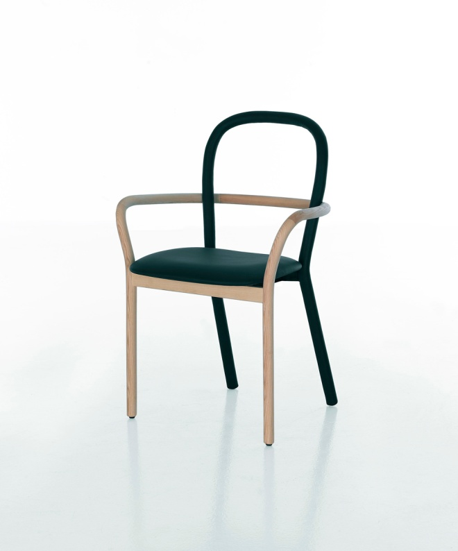 Gentle chair by Front design - via Coco Lapine
