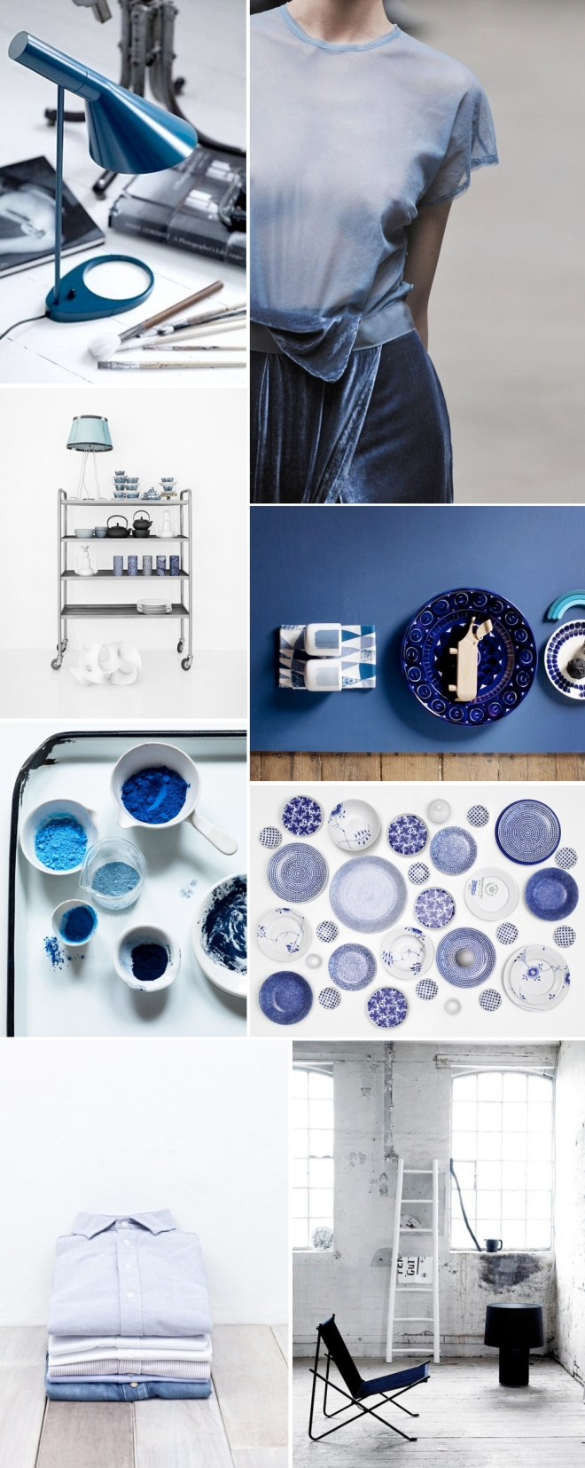 Coco Lapine: Blue mood