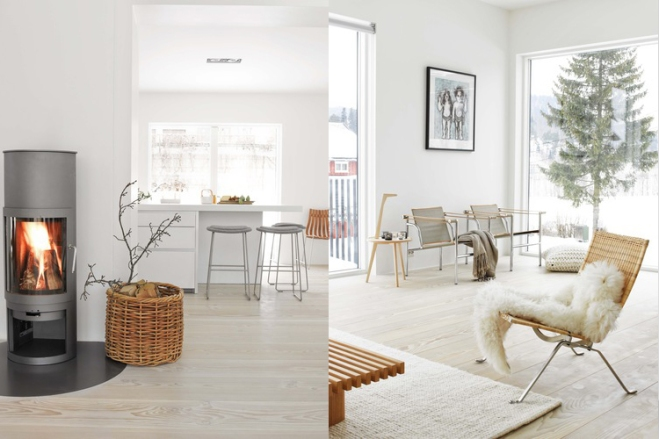 Simple Interior - via Coco Lapine