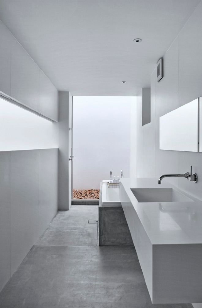 Cube House - Shinichi Ogawa - via Coco Lapine