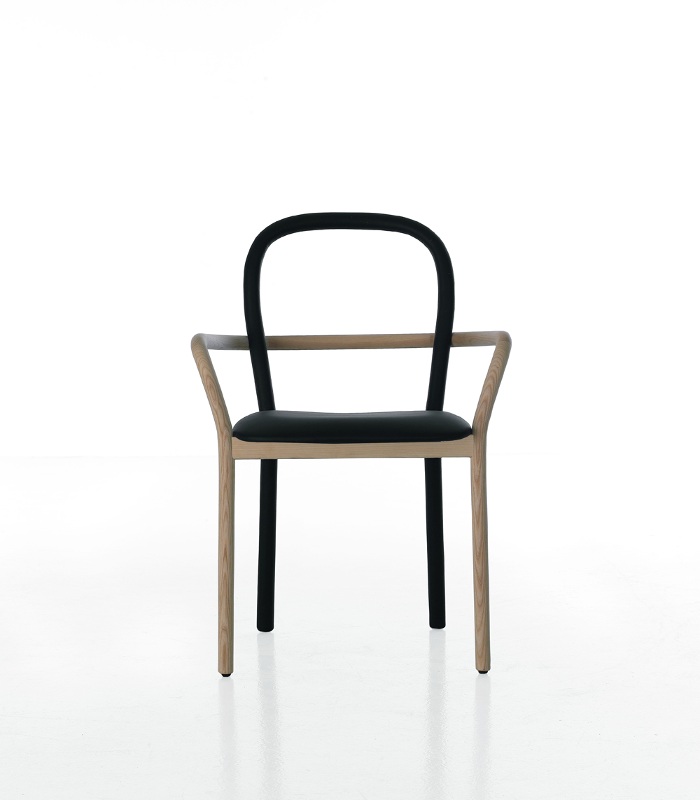 Gentle chair by front design coco lapine for Chaise contemporaine