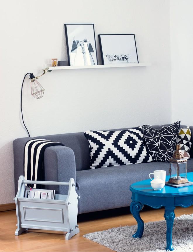 Coco Lapine - Living Room