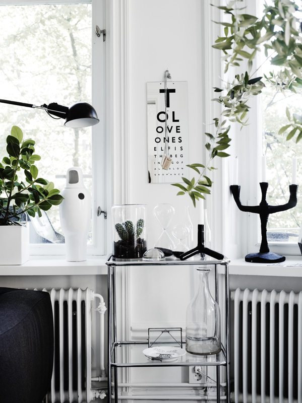 Lotta Agaton's home - via Coco Lapine