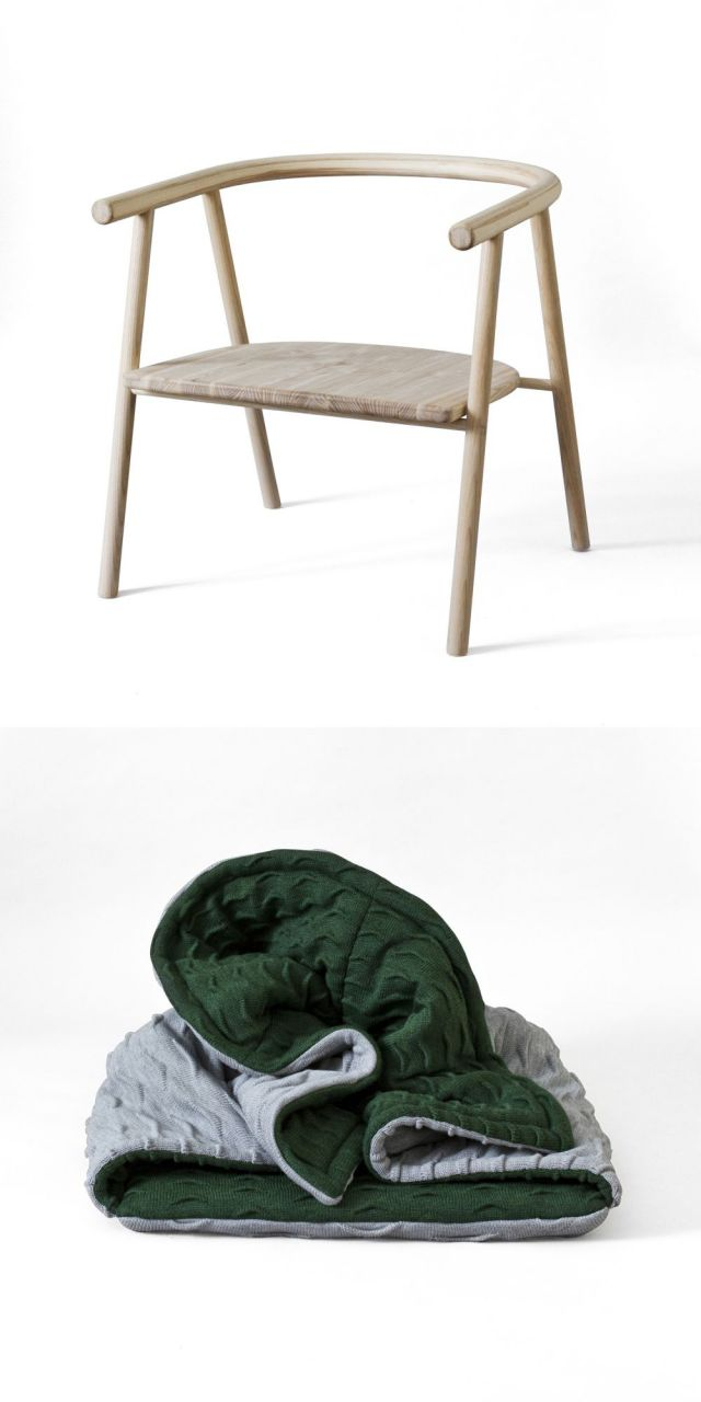 Strik by Kristina Jaer - via Coco Lapine