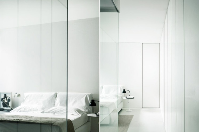 See through apartmennt - at Coco Lapine