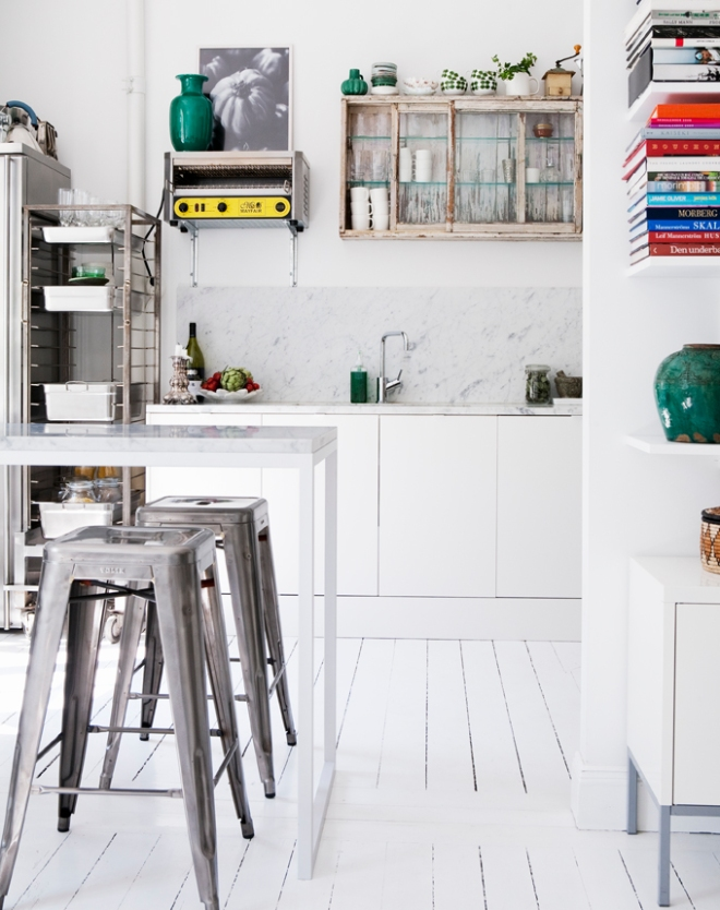 Kitchen love - via Coco Lapine