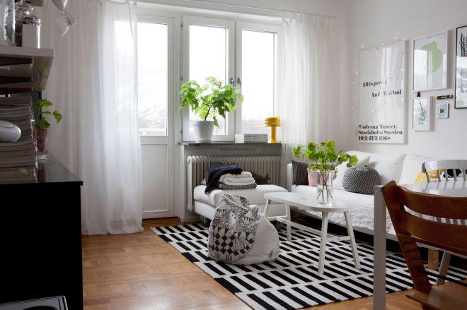 Cozy home - via Coco Lapine