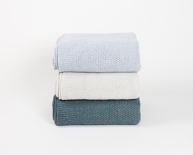 By Molle recylced denim towels - via Coco Lapine