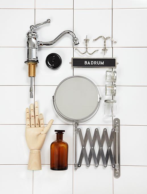 Bathroom inspiration - via Coco Lapine