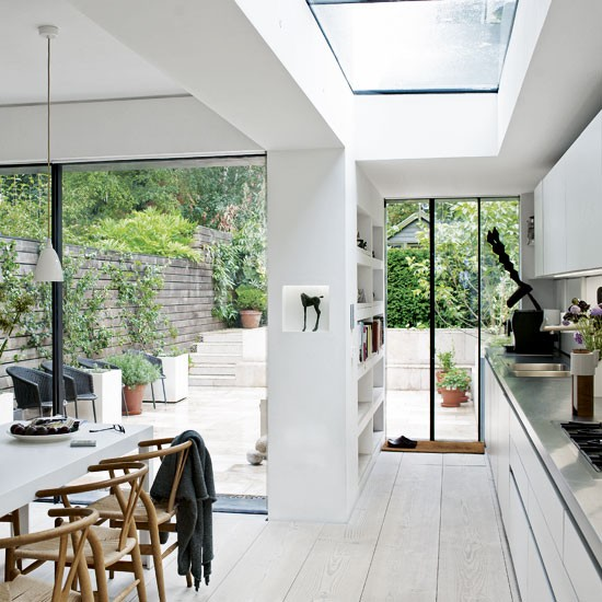 Victorian terrace in London - via Coco Lapine