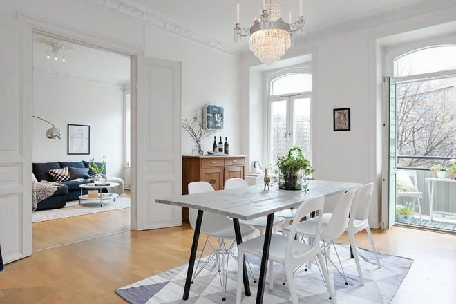 Light and airy home - via Coco Lapine