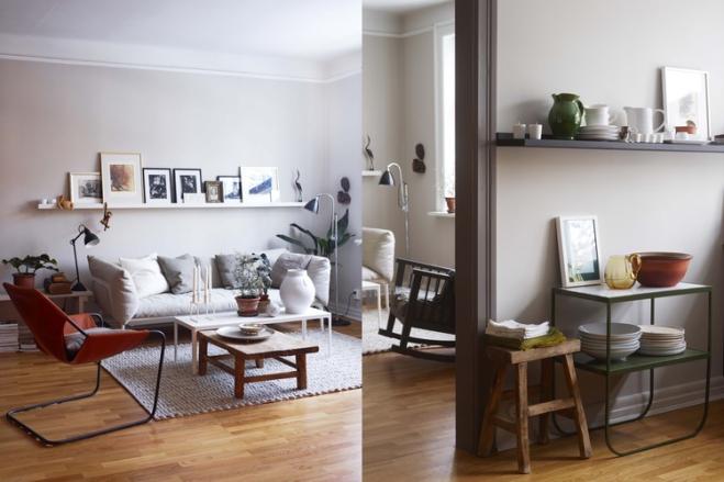 Home of a color expert - via Coco Lapine