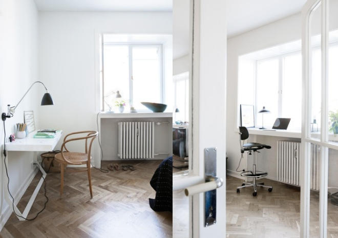 Lovely Copenhagen home - via Coco Lapine