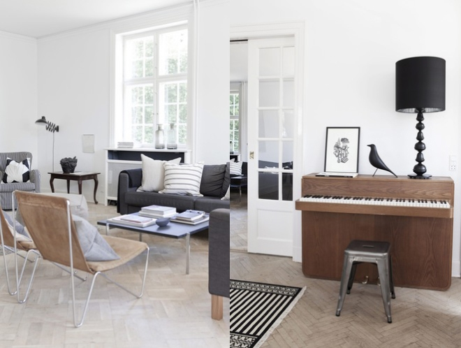 Gorgeous muted home - via Coco Lapine