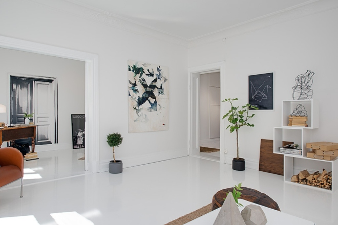 Graphics and lines everywhere - via Coco Lapine