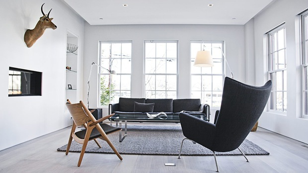Design apartment - via Coco Lapine