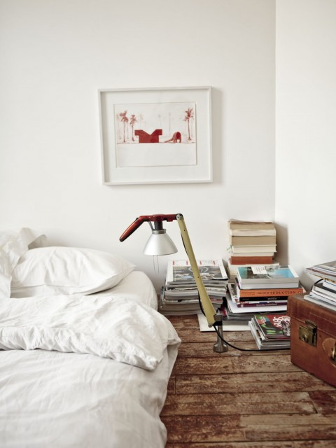 Loft in Brussels - via Coco Lapine