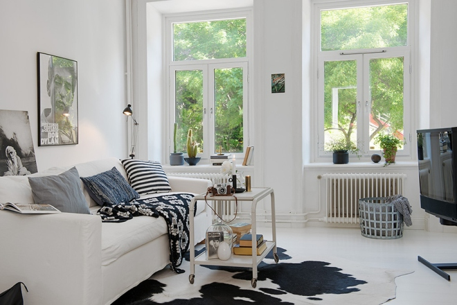 Small living - via Coco Lapine