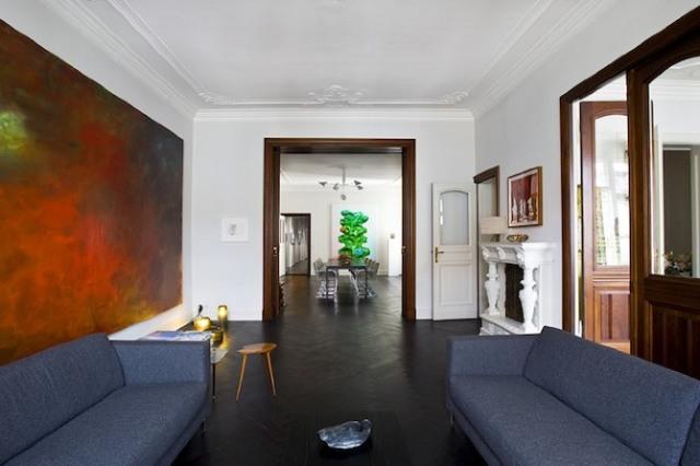 Berlin apartment - via Coco Lapine