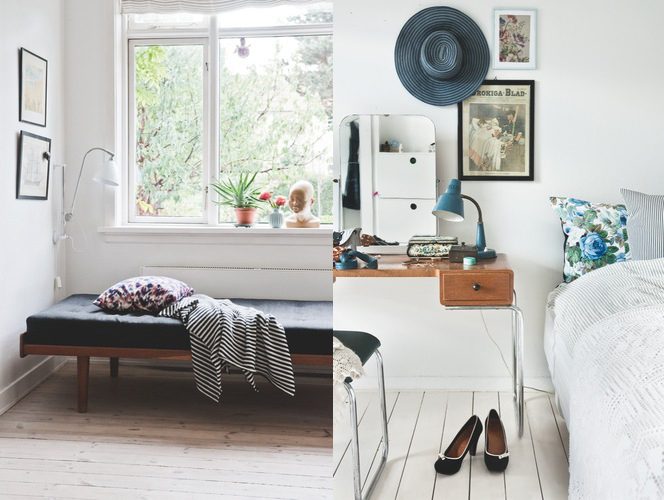 Camilla Tange Home : Vintage and playful home of danish stylist camilla tange peylecke
