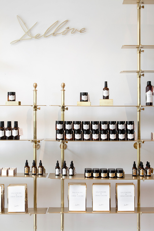 Delbôve Cosmetics in Brussels by Christophe Remy - via Coco Lapine