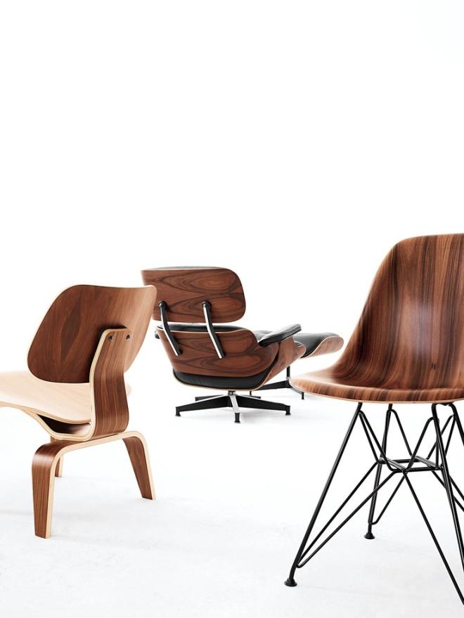 Three of Eames - via Coco Lapine