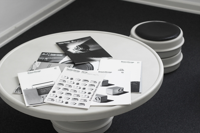 Dieter Rams' office - Coco Lapine