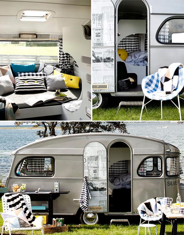 Modern Caravan - via Coco Lapine