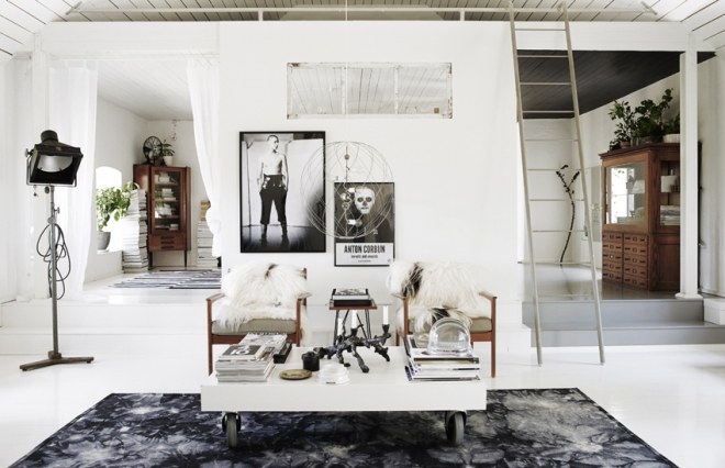 Styling by Lotta - via Coco Lapine