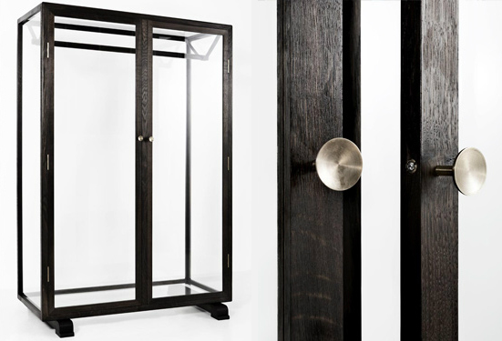 Glass wardrobe - via Coco Lapine