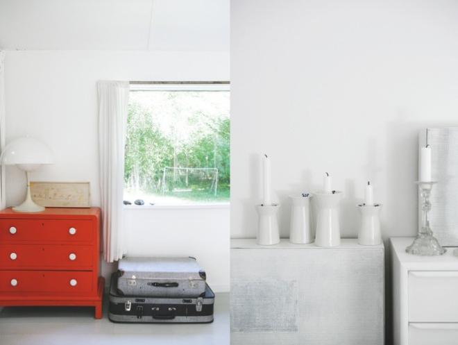 Summer house of a ceramic designer - via Coco Lapine