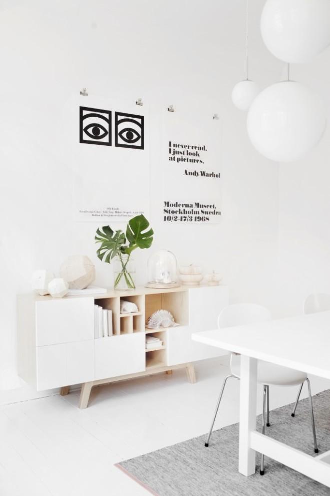 Abstracta sideboard - via Coco Lapine