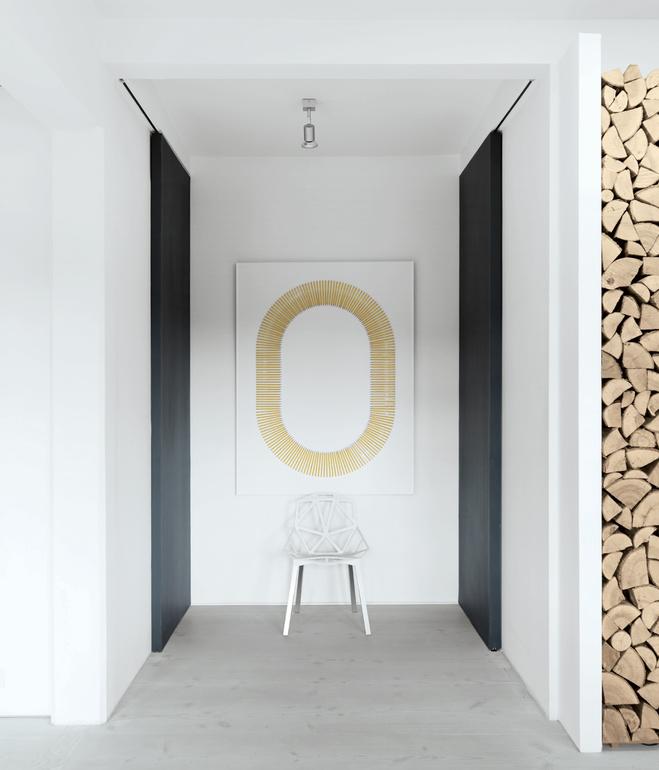 The home of Morten Bo Jensen from Vipp - via Coco Lapine