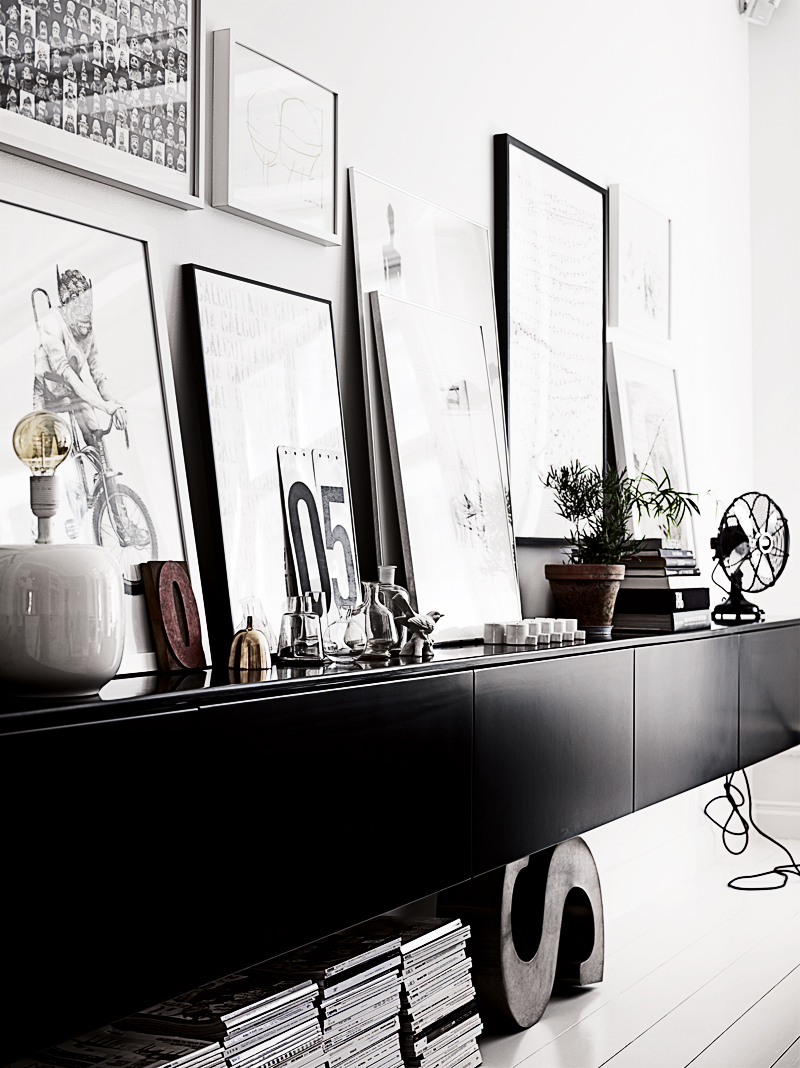Stylish stockholm apartment coco lapine for Interior designs holmen