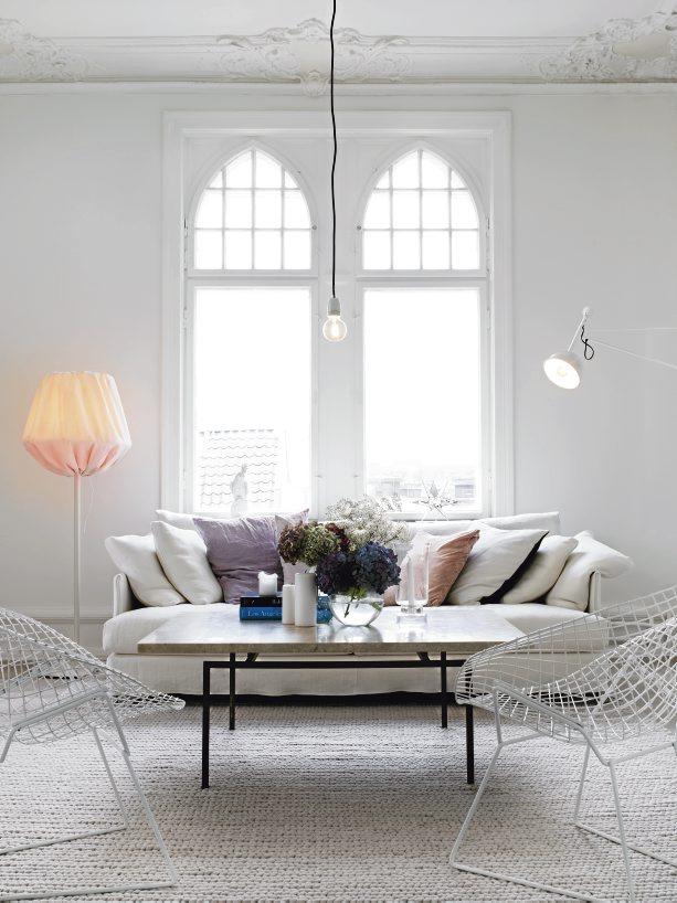 Modern chique apartment - via Coco Lapine