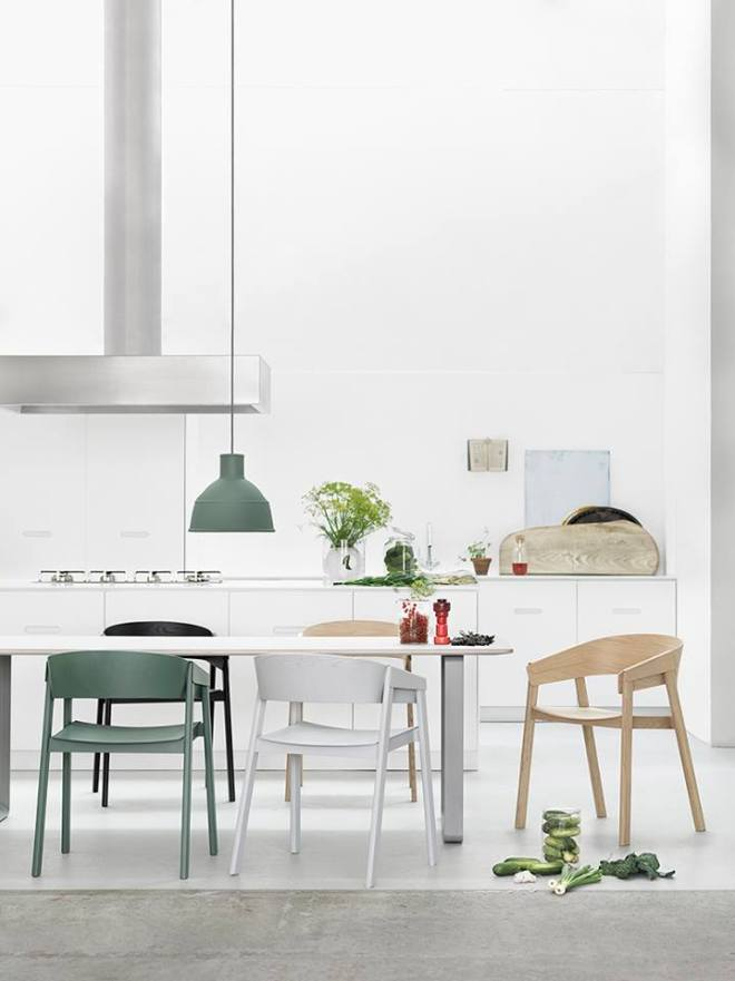 New from Muuto: the Cover chair