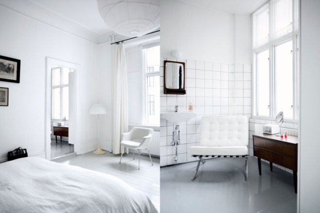 Beautiful floors - via Coco Lapine