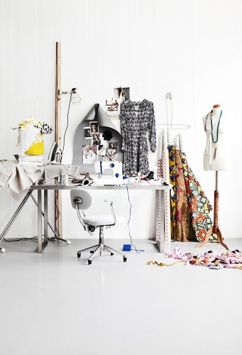 Workspace Styling - via Coco Lapine
