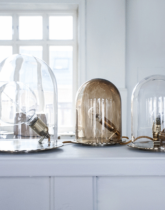 Dome Light - via Coco Lapine