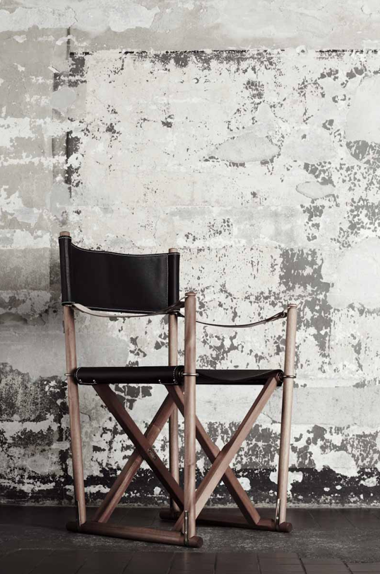 Mogens Koch Folding Chair - via Coco Lapine