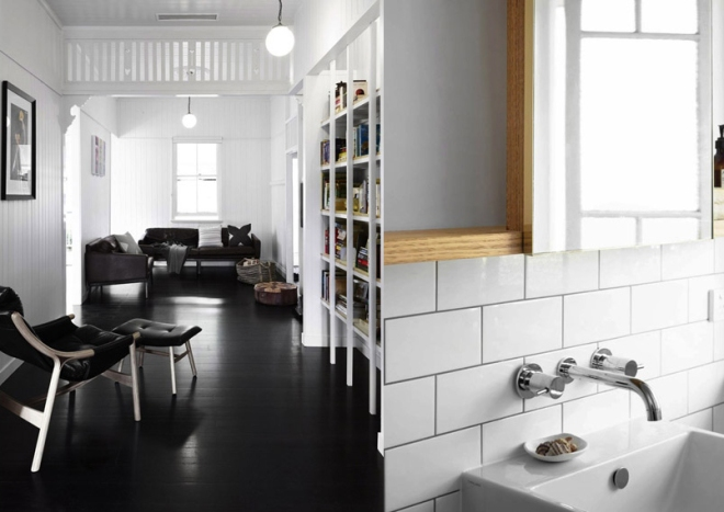 Bardon House - via Coco Lapine Design
