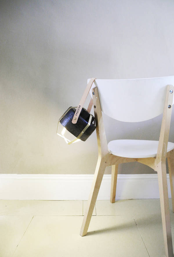 Wander Lamp by EKdesign - via Coco Lapine Design